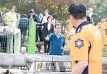 [충북도 : 송주현 기자] 긴급 대책회의를 개최, 충주 화재현장 방문.  .  긴급 대책회…