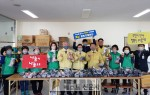 용상동새마을부녀회(회장 홍영숙)에서는 코로나19로 마스크를 구하기 힘든 현 상황에서 수제 …